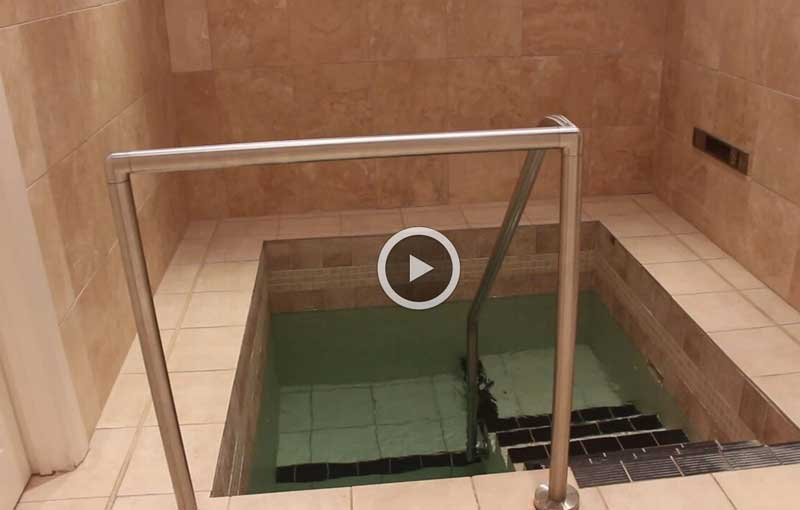 Video: Mikvah Tour